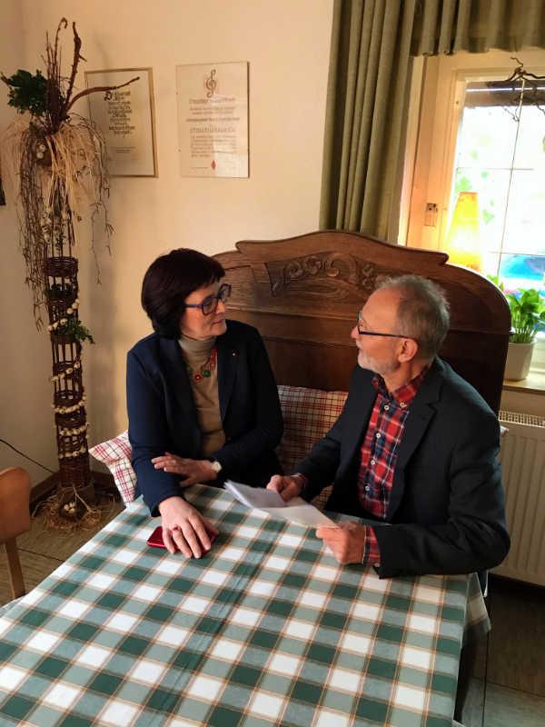 Interview mit Birgit Sippel